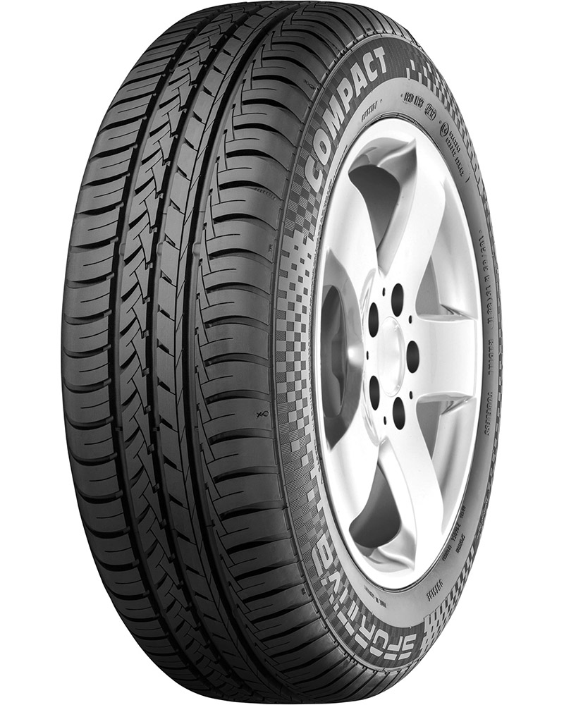 195/65R15*H COMPACT 91H
